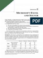 Excel Solver Thiebook