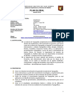 Plan Global 2016 Formato Dpa