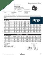 Stock Motor Catalog 1100 087