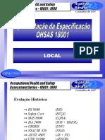 Apresentaçao Da OHSAS 18001