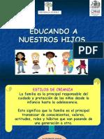 Como Educar a Nuestros Hijos