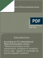 Telecom Presentation