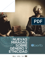 Programa Genero Etnicidad