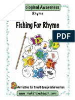 Fishing for Rhyme
