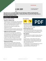 Gpcdoc Gtds Shell Omala s4 Gx 220 (en) Tds