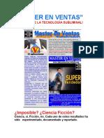 Master en Ventas