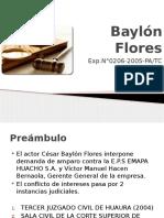 TEMA 5. Cesar Baylon Flores