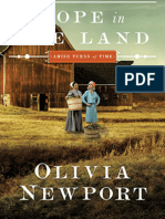 Excerpt from Hope in the Land by Olivia Newport