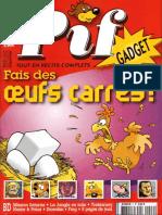 Pif Gadget - New Pif 002 - Sep 2004