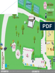 2016 Brookhaven Cherry Blossom Festival Map