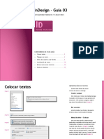 Guía indesign 3