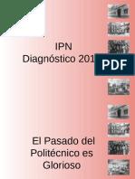 Análisis Foda IPN 2015