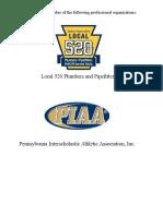prof organizations
