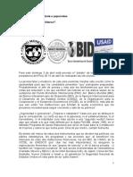 Perú-Debate o Paporreteo ¿Qiénes son los titiriteros?