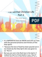 The Normal Christian Life.pptxHolySpiritpart2