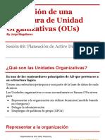 PAD-02-Planeación Una Estructura de OUs