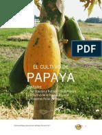 El Cultivo de Papaya