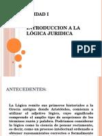 clase 1logica juridica