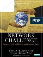 Network Challenge Strategy