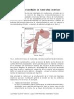 Consulta Sobre Propiedades de Los Materiales Ceramicos Luis Felipe Guzmán Valencia 2120122008