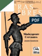Shakespeare + Cervantes