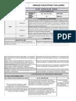 1.1 Plan Curricular Anual - Informatica