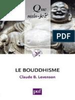 Le Bouddhisme - Levenson Claude