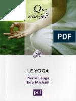 Le Yoga - Feuga Pierre, Michael Tara