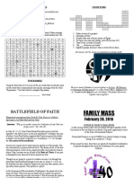 family mass 02 28 2016 bulletin