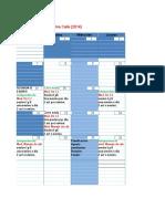 Calendario Julio 2014 Elavoracion