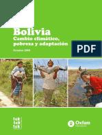 Cambio Climatico Pobreza Bolivia-web