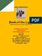 Lady Adellandra's Book of the Light