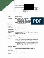 Curriculum vitae détaillé du professeur Yves-Marie Morissette (2002)