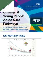 Acute Care Pathways