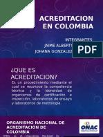 Acreditacion en Colombia