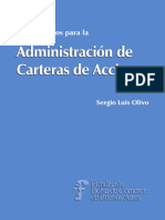 Fundamentos Admon Cartera de Acciones