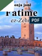 Zonja Jone Fatime Ez-Zehra - Kadi Jusuf Nabhani