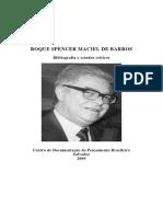 Roque Spencer Maciel de Barros