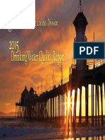 Huntington Beach Water Quality Report 2015