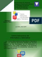 centro bolivarianos de informatica y telematica