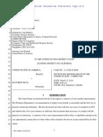 Matthew Keys Sentencing