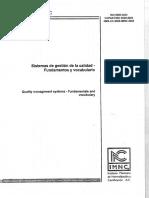 ISO-9000-2005 Fundamentos y Vocabulario (1)