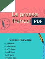 Presa franceza