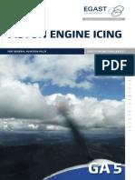 Piston Engine Icing