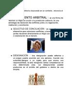 Procedimiento_arbitral en El Sistema Peruano