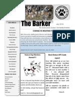 The Barker July 2014