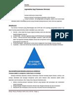 RMK Bab 8 Pengendalian bagi Keamanan Informasi