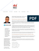 Fintelekt Insurance Interview