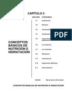 Conceptos basicos de nutricion e hidratación.pdf