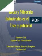 Rocas y Minerales Peru